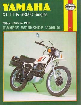 yamaha xt600 amp tt600 1983 1989 workshop manual rh automotobookshop com au