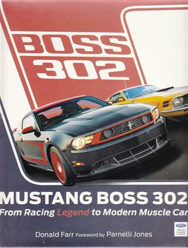 Mustang Boss 302 From Racing Legend to Modern Muscle Car