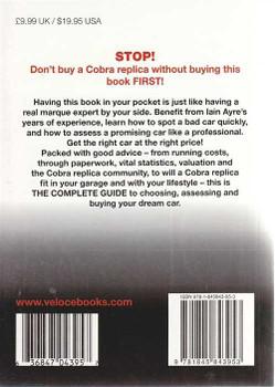 Cobra Replicas 1980 to 2011: The Essential Buyer's Guide