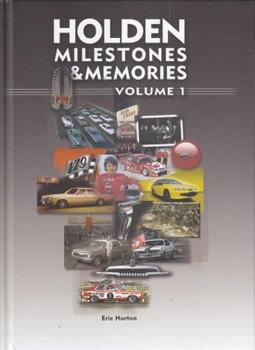 Holden Milestones & Memories Volume 1