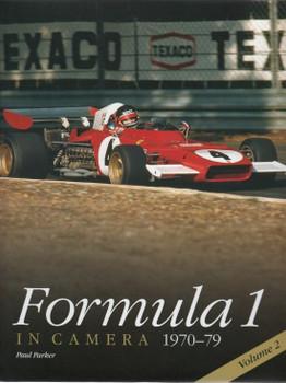 Formula 1 In Camera 1970 - 1979 (Volume 2)