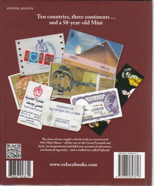 Mini Minor to Asia Minor - There & Back (Back Cover)