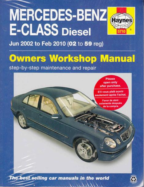 mercedes benz e class w211 series diesel 2002 2010 workshop manual rh automotobookshop com au 1999 mercedes e320 repair manual mercedes e320 repair manual pdf