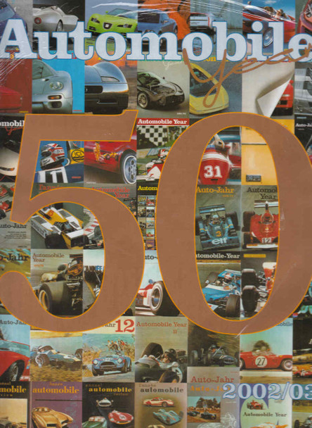 Automobile Year 2002 - 2003