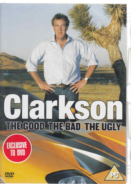 Clarkson The Good The Bad The Ugly DVD