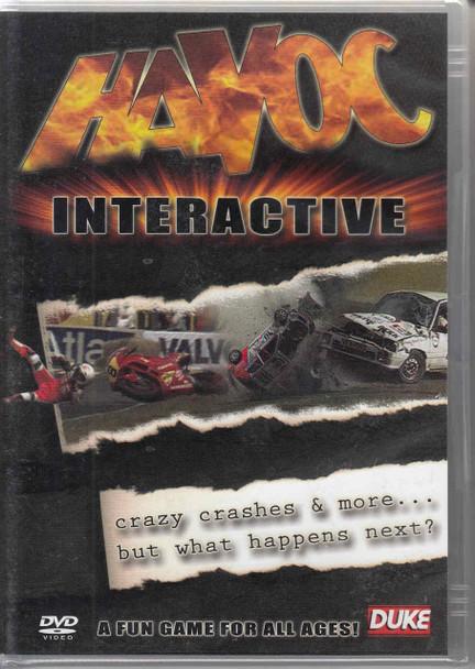 Havoc Interactive DVD ( 9325626003855)