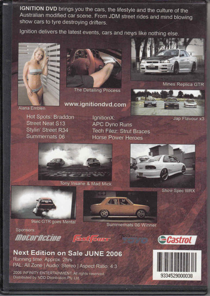 Ignition DVD Magazine Edition 005. Apr/May 06 DVD
