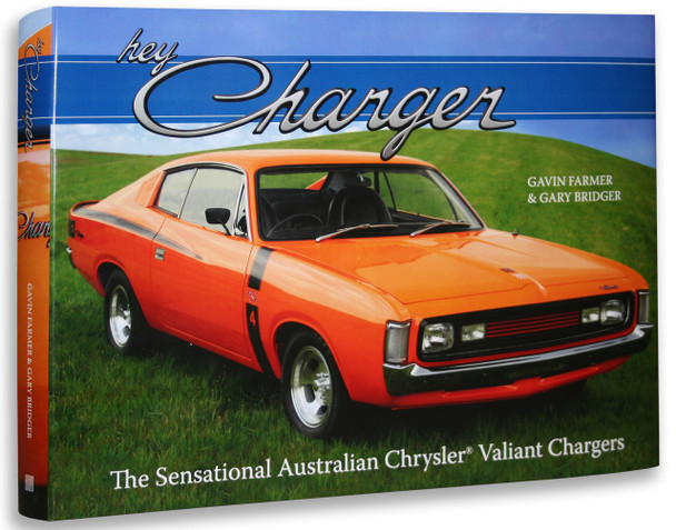 Hey Charger (Revised Edition 2016, Signed)