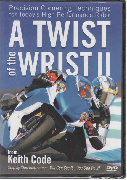 A Twist of the Wrist II (Keith Code) DVD