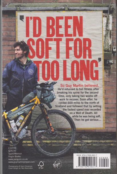 Guy Martin - Worms To Catch (Paperback Edition) (9780753545324)
