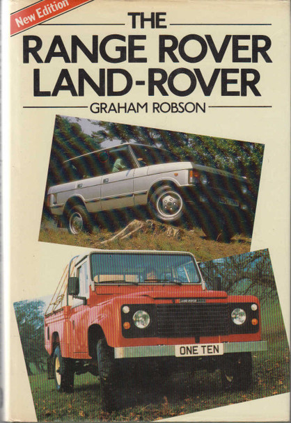 The Range Rover Land-Rover - New Edition (9780715387863)