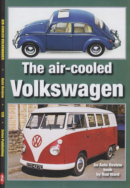The Air-Cooled Volkswagen: An Auto Review Book by Rod Ward (9781854821280)