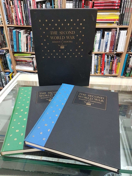 The Second World War (2 Volume Set in Slipcase + Vinyl) Winston S. Churchill and The Editors of LIFE (9781135156831)