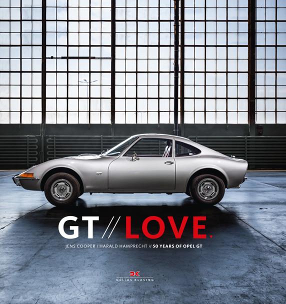 GT Love - 50 Years of Opel GT