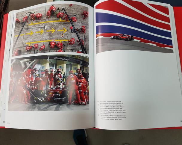 Ferrari - Under the Skin (Andrew Nahum and Design Museum) (9780714875187)
