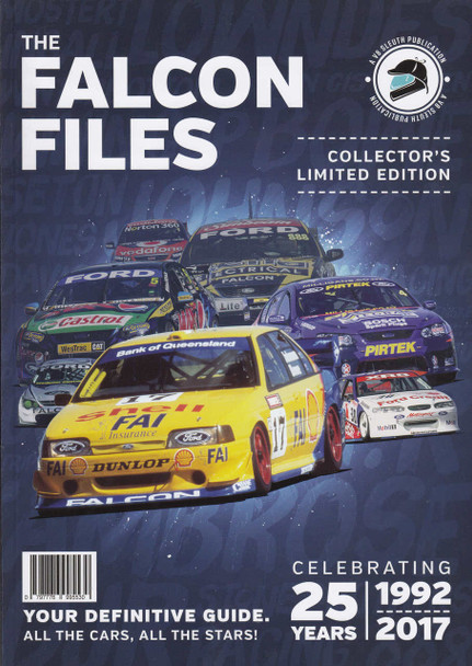 The Falcon Files - Your Definitive Guide - All The Cars, All The Stars (Collectors Limited Edition Magazine)