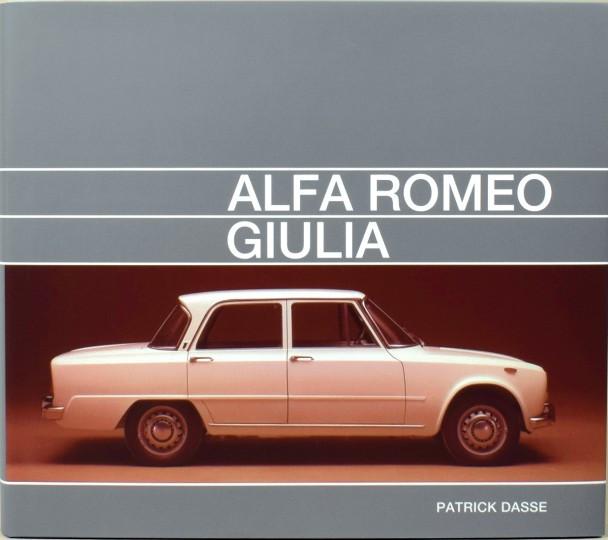 Alfa Romeo Giulia (Patrick Dasse) (9783871661662)