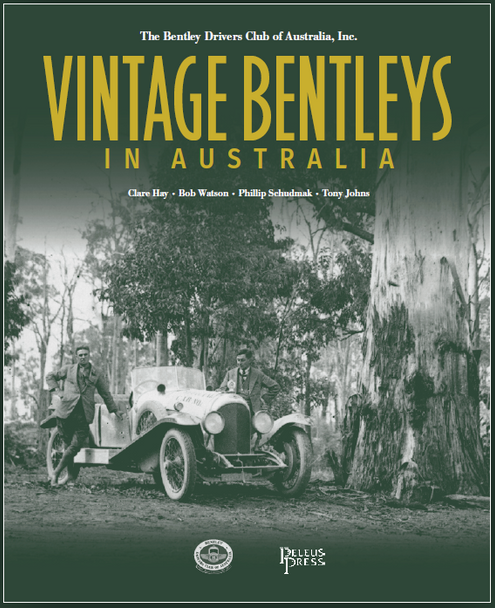 Vintage Bentleys in Australia - The Bentley Drivers Club of Australia, Inc.