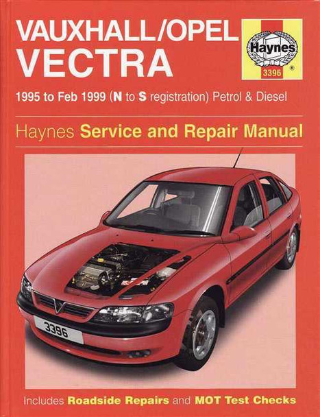 Vauxhall vectra b owners manual pdf