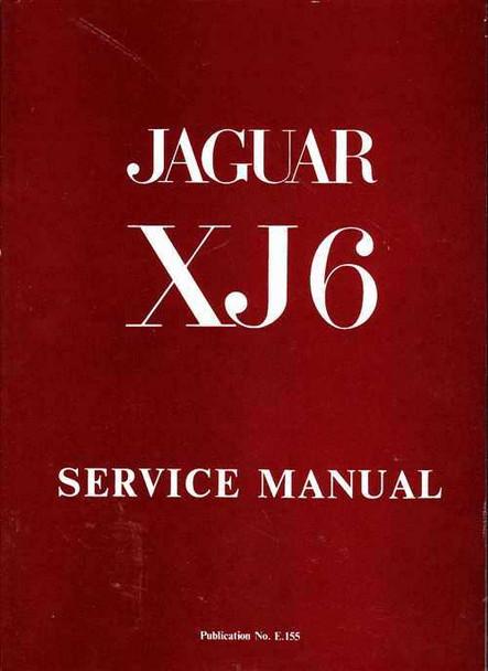 jaguar xj6 series 1 2 8 amp 4 2 litre workshop manual rh automotobookshop com au jaguar xj6 owners manual pdf jaguar xj6 workshop manual