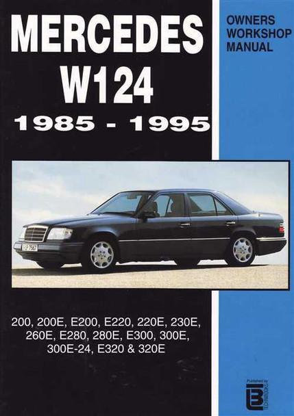 mercedes w124 1985 1995 workshop manual rh automotobookshop com au mercedes e230 service manual mercedes e230 w124 repair manual
