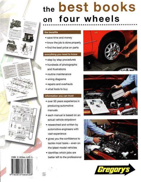 Toyota Land Cruiser FJ Series 1985 - 1990 Workshop Manual