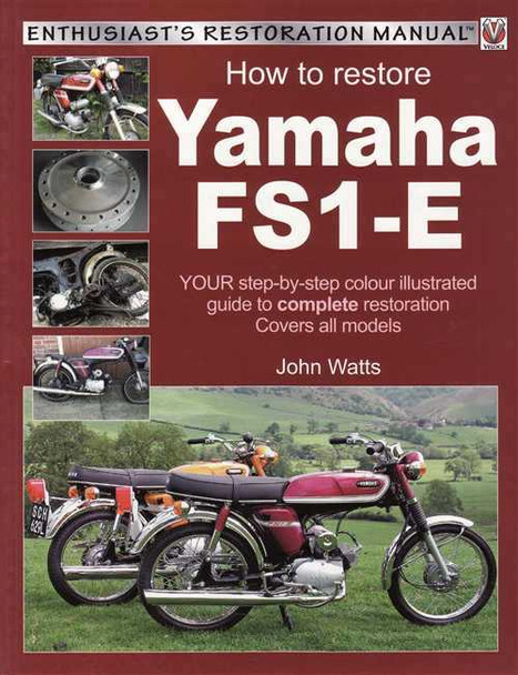 How To Restore Yamaha FS1-E