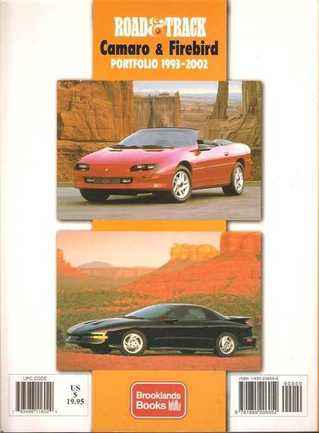 Road & Track: Camaro & Firebird Portfolio 1993 - 2002