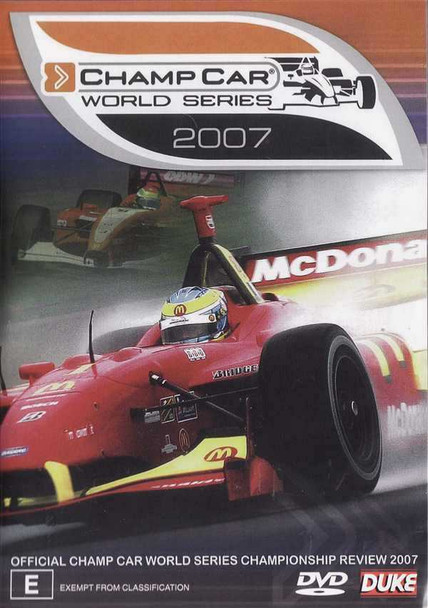 Champ Car World Series 2007: Official Review DVD