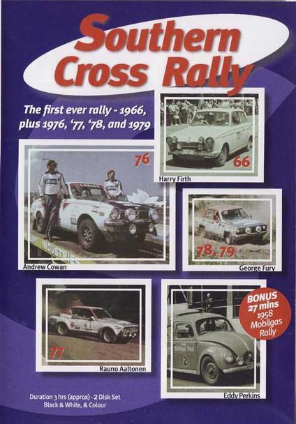 Southern Cross Rally (2 DVD Set)