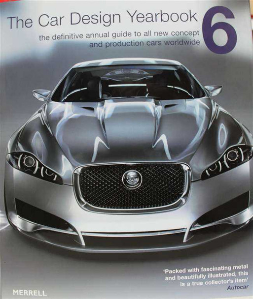 The Car Design Yearbook 6
