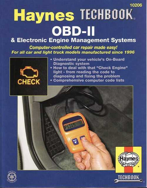 OBD-II and Electronic Engine Management Systems: Haynes Techbook