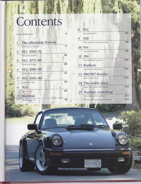 The Affordable Porsche