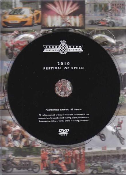 Goodwood: 2010 Festival of Speed DVD