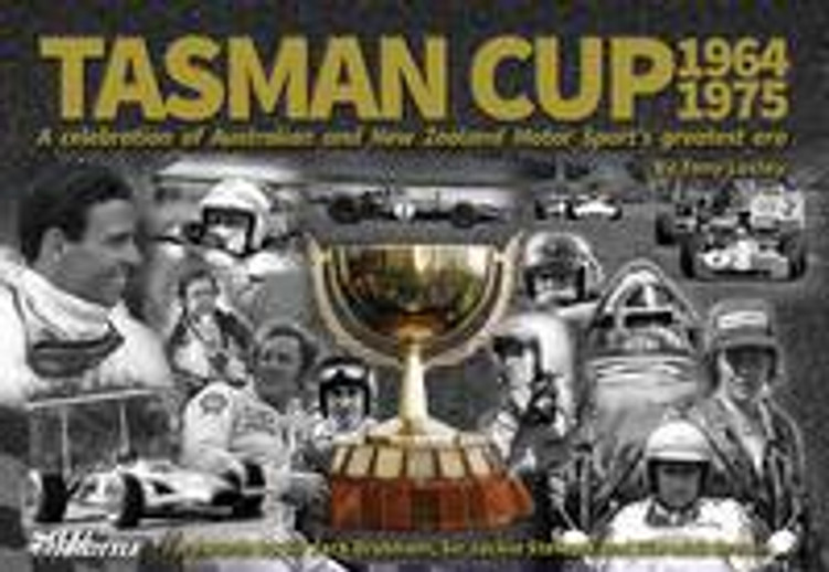 Tasman Cup book by Tony Loxley