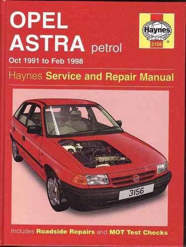 holden astra opel petrol 1991 1998 workshop manual rh automotobookshop com au Opel Kadett 1970 Opel Insignia