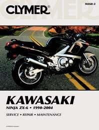 kawasaki zx6 ninja 1990 2004 workshop manual rh automotobookshop com au 2005 Kawasaki ZX600 2001 Ninja ZX600E