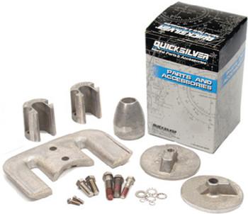 OEM Quicksilver/Mercury Anode Kit- Bravo 3- Magnesium  97-888760Q04