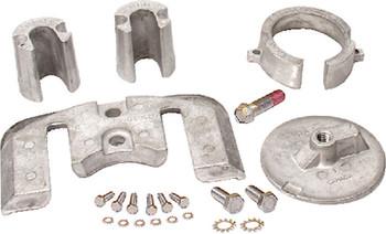 OEM Quicksilver/Mercury Anode Kit- Bravo 1- Magnesium  97-888757Q02