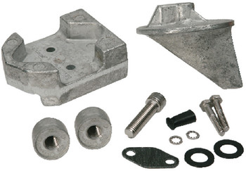 OEM Quicksilver/Mercury Anode Kit - Alpha 1 - Magnesium 97-888755Q04