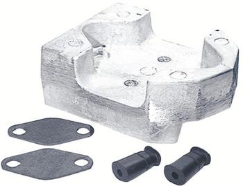 OEM Quicksilver/Mercury Anode Kit- Gimbal Housing  97-821631Q 1