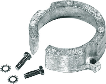 OEM Quicksilver/Mercury Anode Kit- Bravo- Bearing Carrier  97-806188Q01