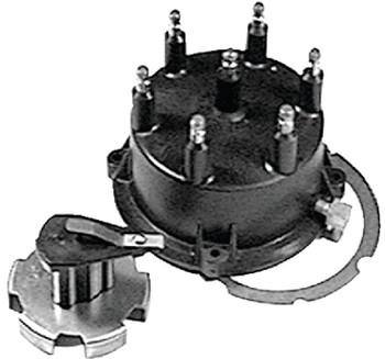 OEM Quicksilver/Mercury Thunderbolt Cap & Rotor Kit  815407Q 5