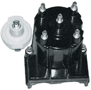 OEM Quicksilver/Mercury Delco Distributor Cap & Rotor Kit  811635Q 2