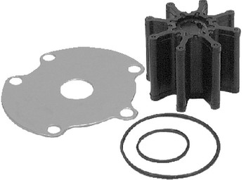 OEM Quicksilver/Mercury Seawater Pump Impeller Kit  47-59362T 6