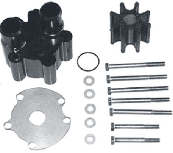 OEM Quicksilver/Mercury Body/Impeller Kit 46-807151A14