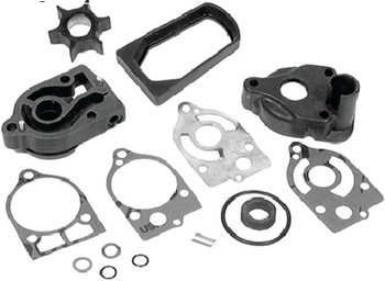 OEM Quicksilver/Mercury O/B Complete Water Pump Kit  46-77177A 3