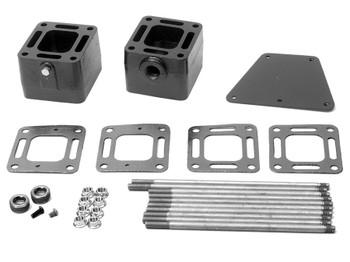 """OEM Mercruiser Riser Kit- 3""""  93320A15"""