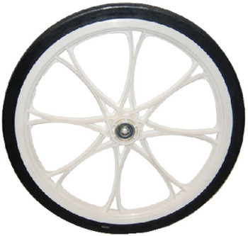 "Taylor 19"" x 5/8"" Solid Wheel For 1060 Cart 1060W"