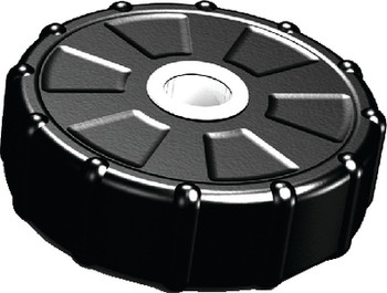 Taylor Dock Post Guide Wheel 14 -Pvc 1214